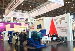 DALGAKIRAN Showcased at BrauBeviale 2016 in Germany