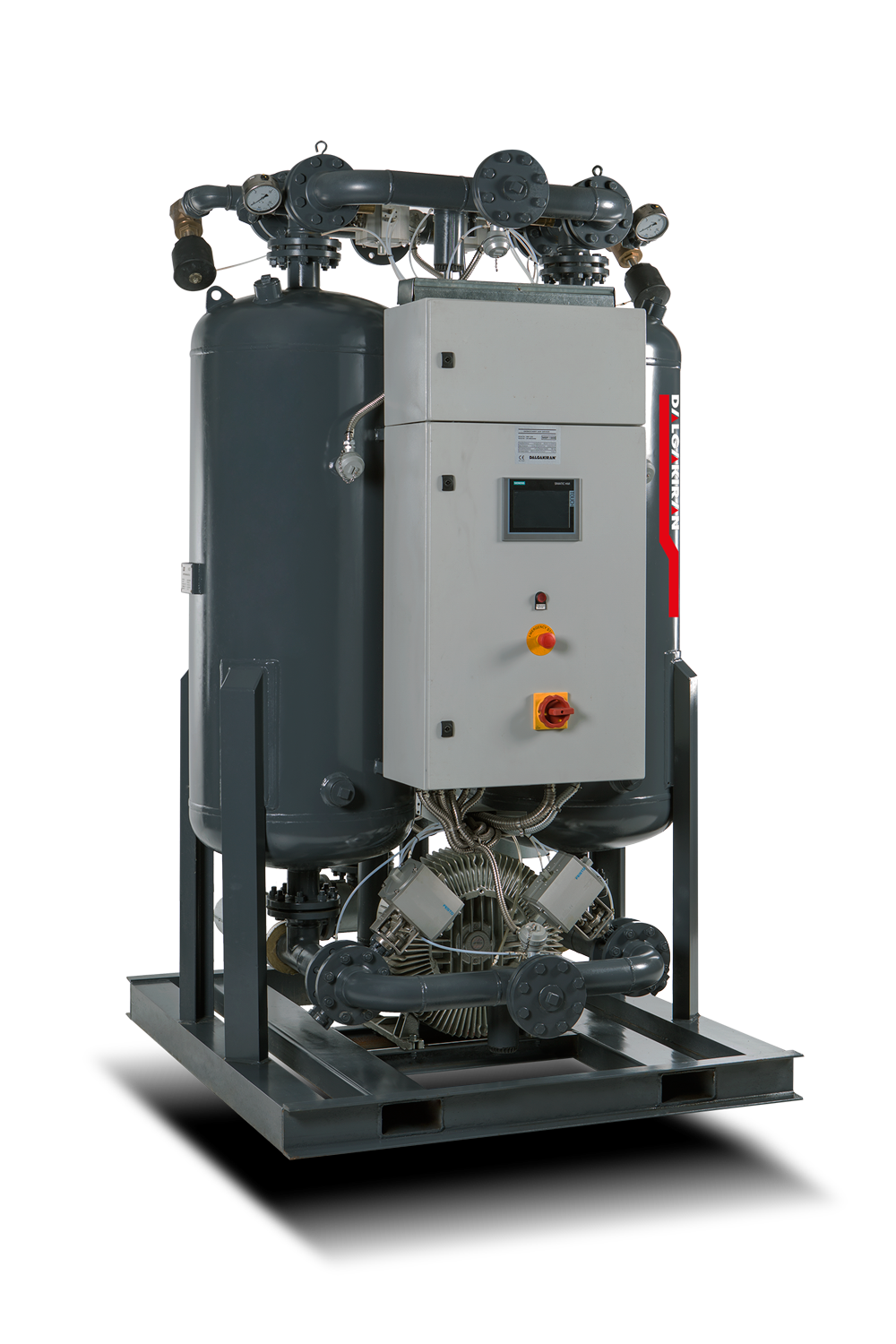 DryAir DBP Series (Heated Desiccant)