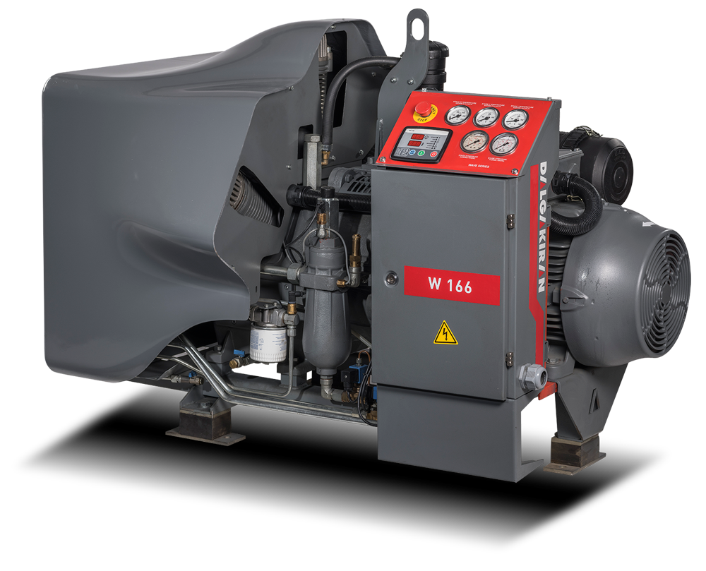 WAVE High Pressure Reciprocating Compressor Series