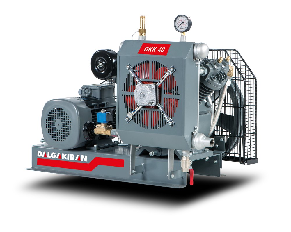 DKK High Pressure Reciprocating Compressor Series