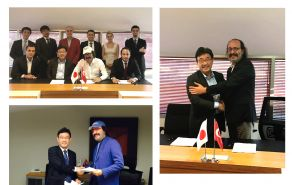 DALGAKIRAN Signed a Contract with IHI Holding, the Japanese Giant on Heavy Industry and Technology