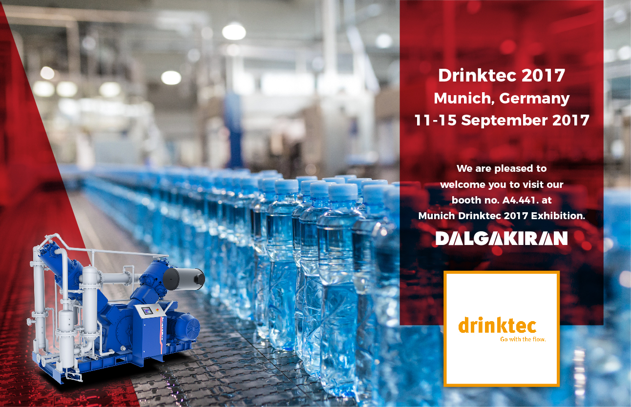 DRINKTEC 2017 Munich (11 - 15 September 2017)