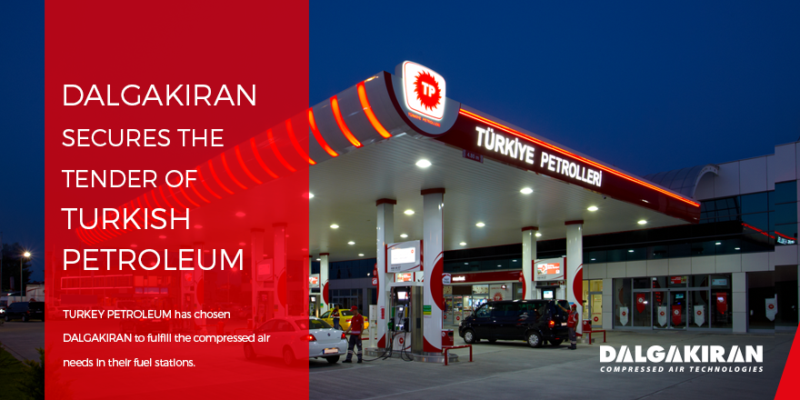 Dalgakıran Secures The Tender Of Turkish Petroleum!
